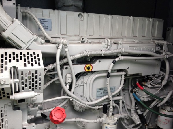 Volvo 1241GE Engine