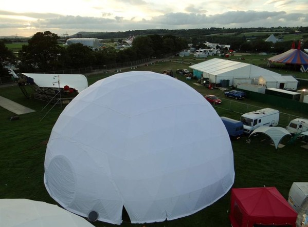 Second Hand 60 ft (18M) Event Dome
