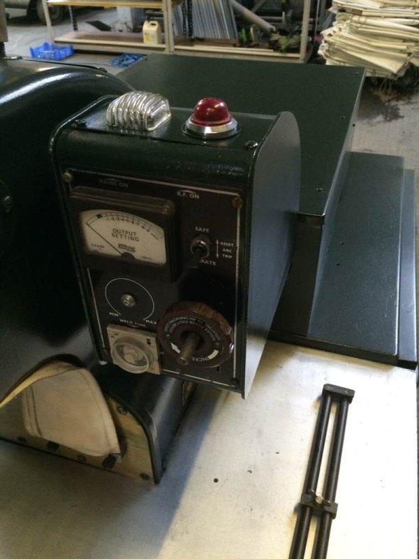Radyne PVC Welding  Machine