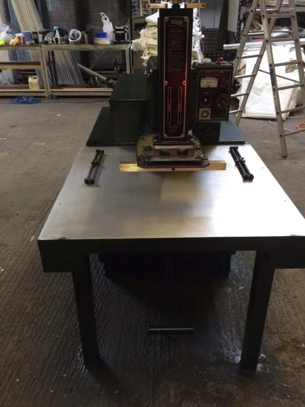 Radyne PVC Welding  Machine for sale
