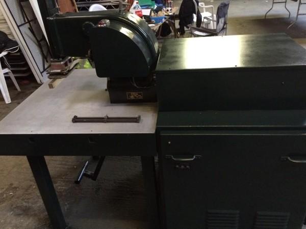 Radyne Welding Machine