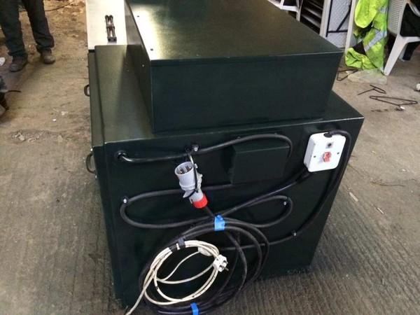 Radyne Welding Machine for PVC