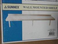 Stainless Steel  Wall Shelf