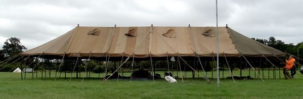 Ex Army Marquee for sale