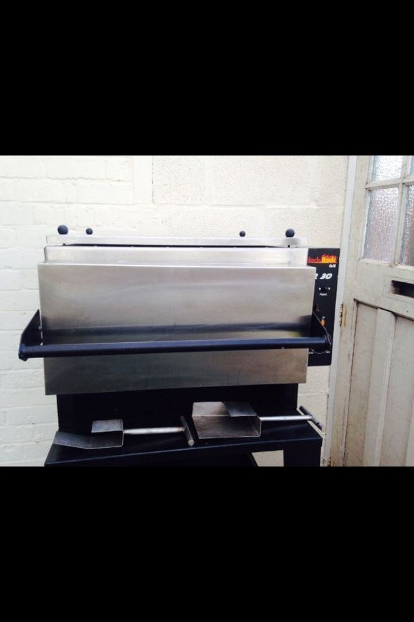Black Rock Grill oven BR30