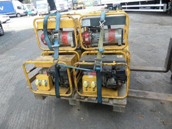 3Kve Honda Petrol Generators for sale