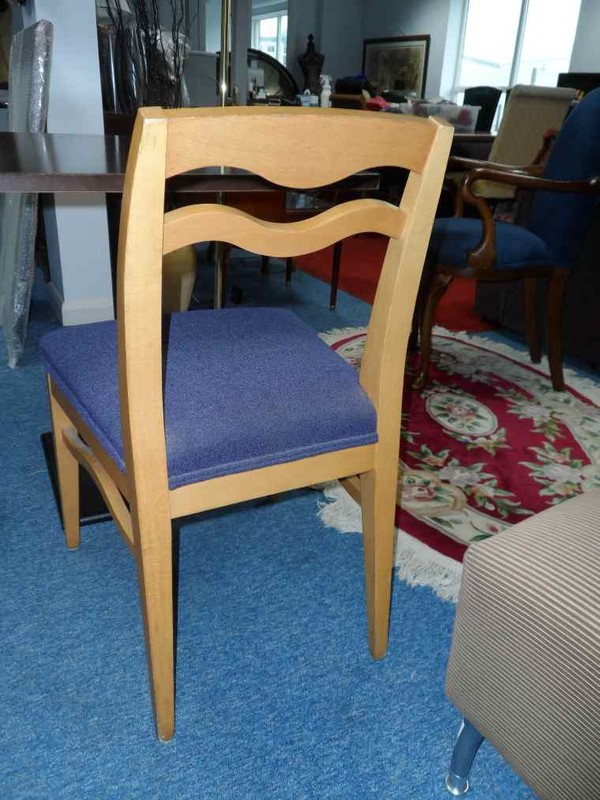 Solid wood side chairs
