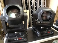 6 used 700 XS Moving Head Wash