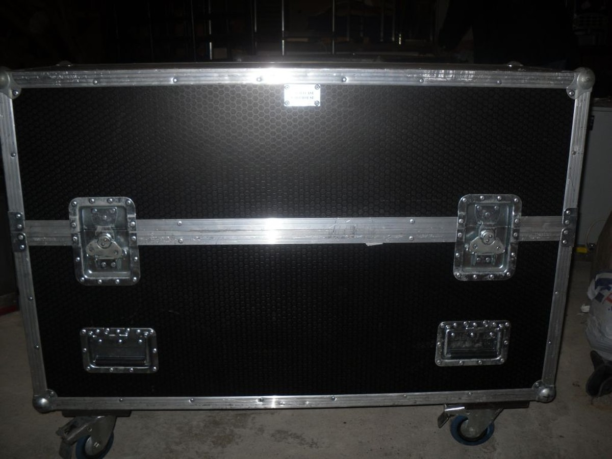 Secondhand Sound And Lighting Equipment Flight Cases Flight Warehouse Cas
