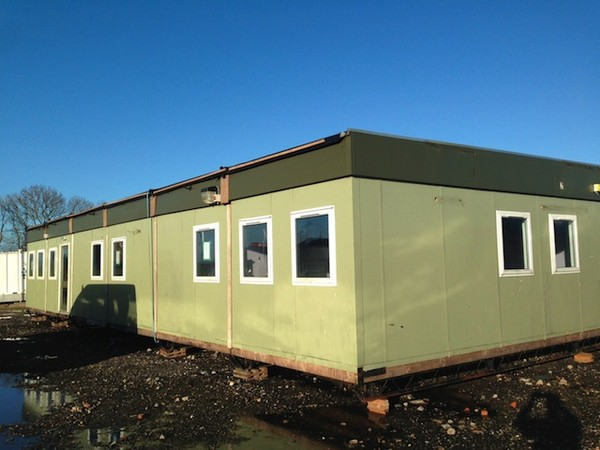 12 Bay Modular Building for sale