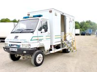4 x 4 Ambulance for sale