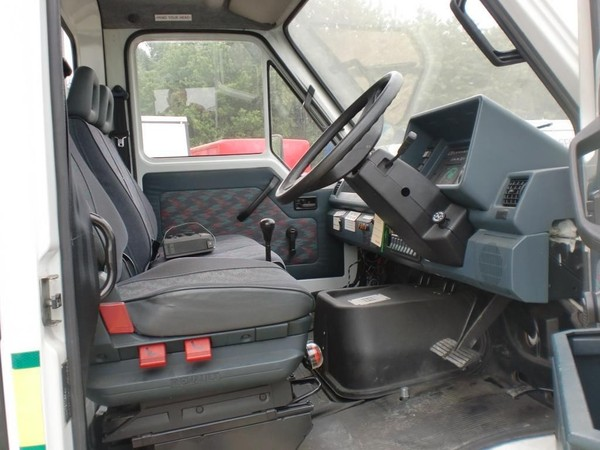 Renault B120 Cab