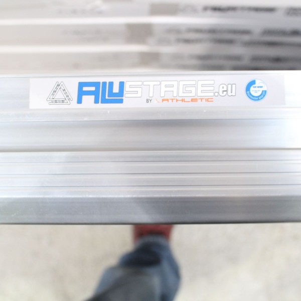 Alustage Mobile Aluminium Stage Deck