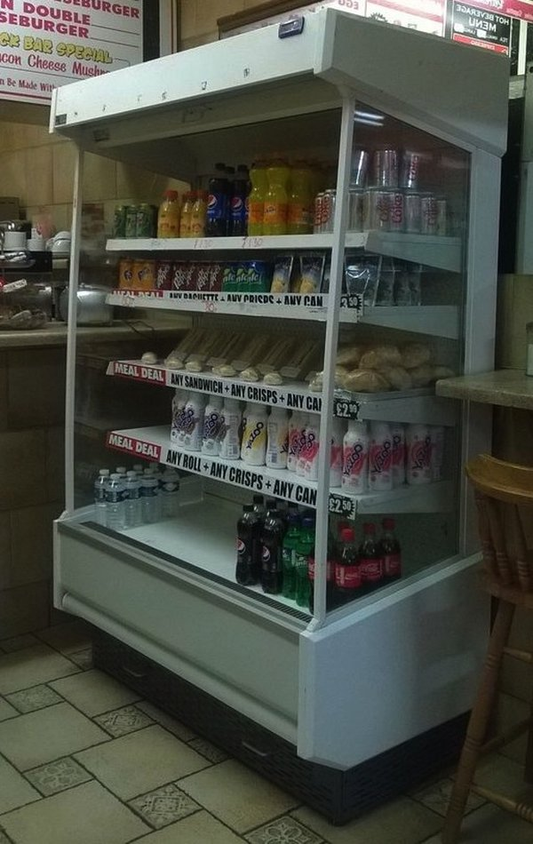 Chilled Display Fridge