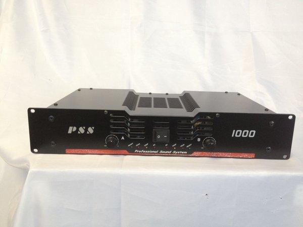 PSS 1000W Amplifier