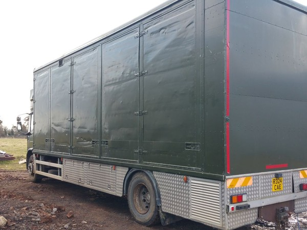 17t fridge and freezer lorry for sale