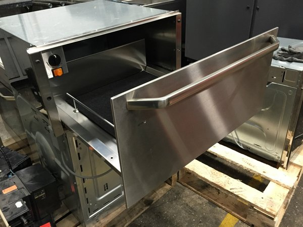 Stainless Steel Miele HM01 Plate/Cup Warmer