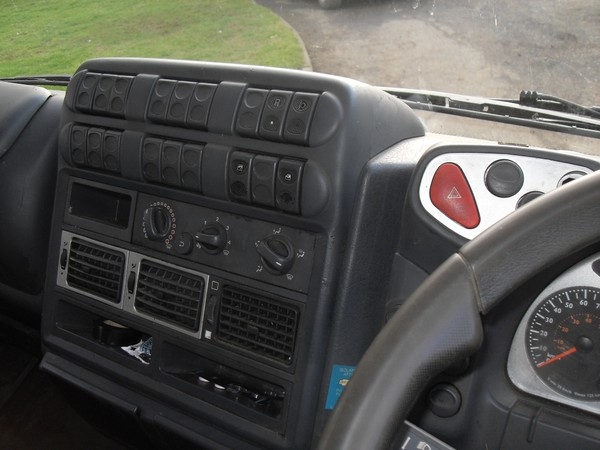 Iveco Eurocargo Dashboard