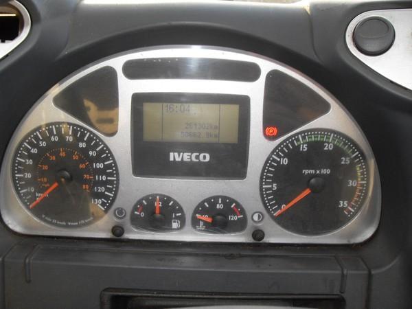 Iveco Eurocargo Lorry Milo-meter