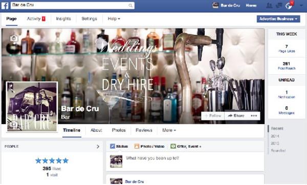 Facebook: www.facebook.com/bardecru