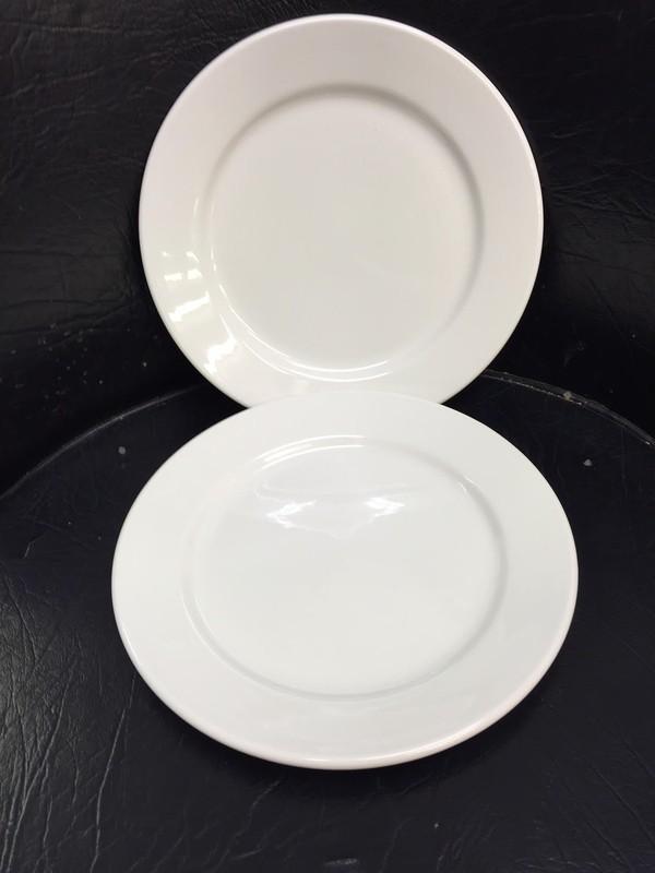 "2000x 9"" Dudson Best Plates"