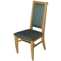 Green Upholstery Sidechairs