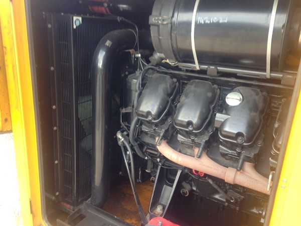 JCB 550Kva Standby Rated 500Kva Prime Power Generators