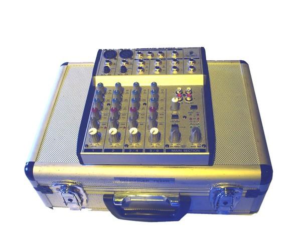 Behringer Eurorack MX602A Compact Mixer