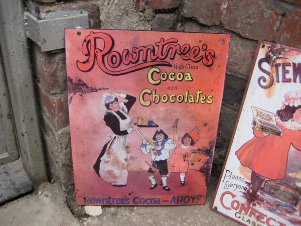 Rountree's Cocoa Chocolates