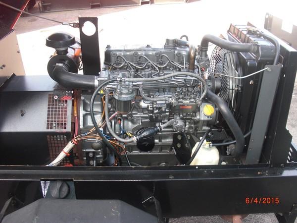 2006 20kva Yanmar Diesel Generator