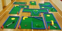 Astroturf Golf Course For Sale