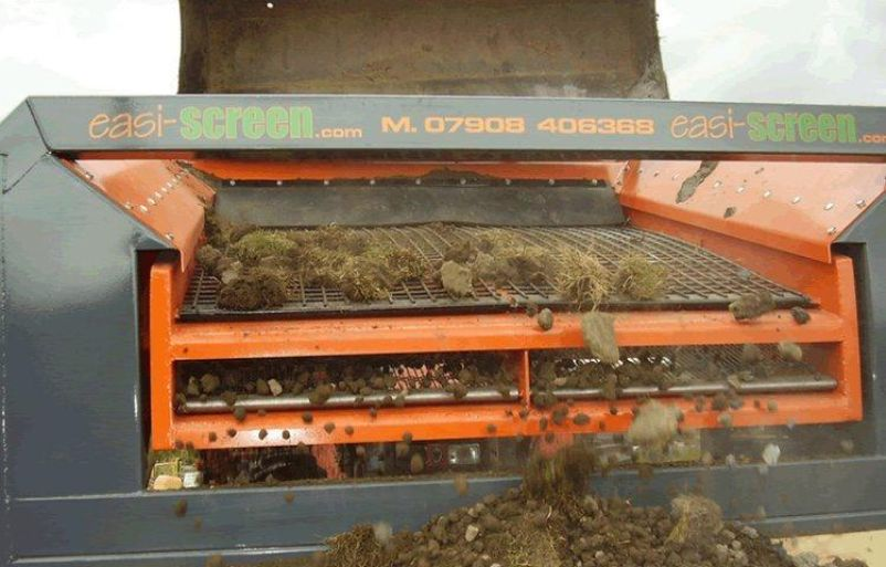 Secondhand lorries and vans tippers portable mobile for Soil grading