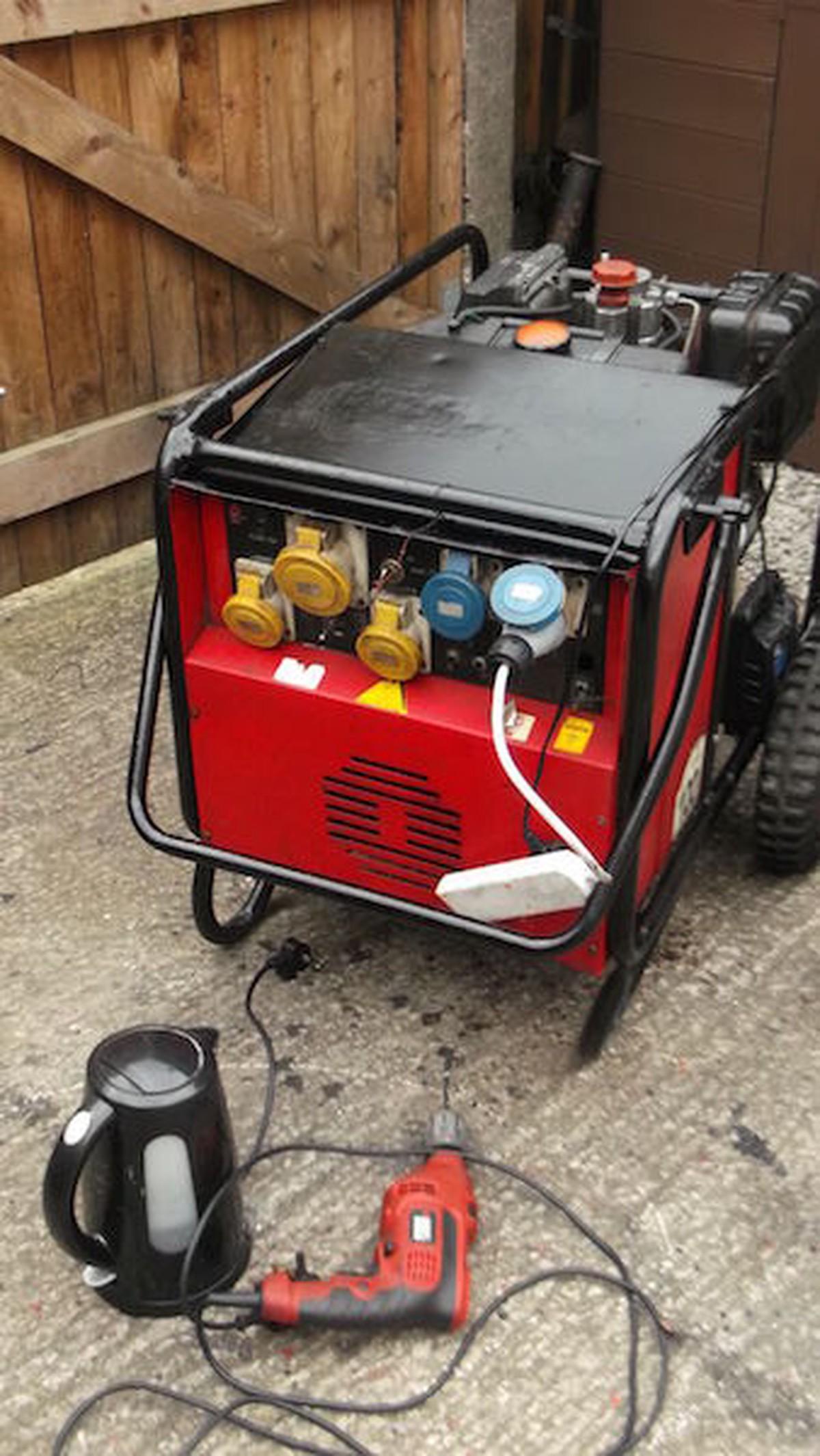 Secondhand Generators