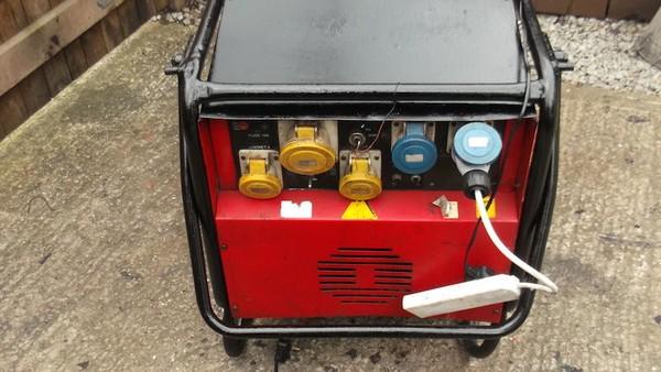 Buy  Brooke Thompson 6kVa Diesel Generator