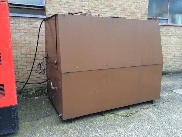 Metcraft Fuel tank for Generator