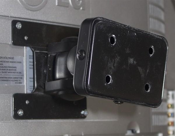 LG Flat Screen TV wall mount
