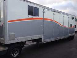 Film unit catering trailer for sale