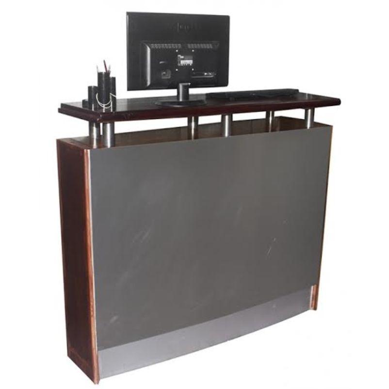 Modern reception desk for sale secondhand shop equipment for Modern office desk for sale