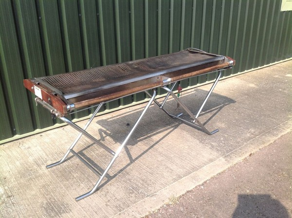 6ft Cinders BBQ for sale