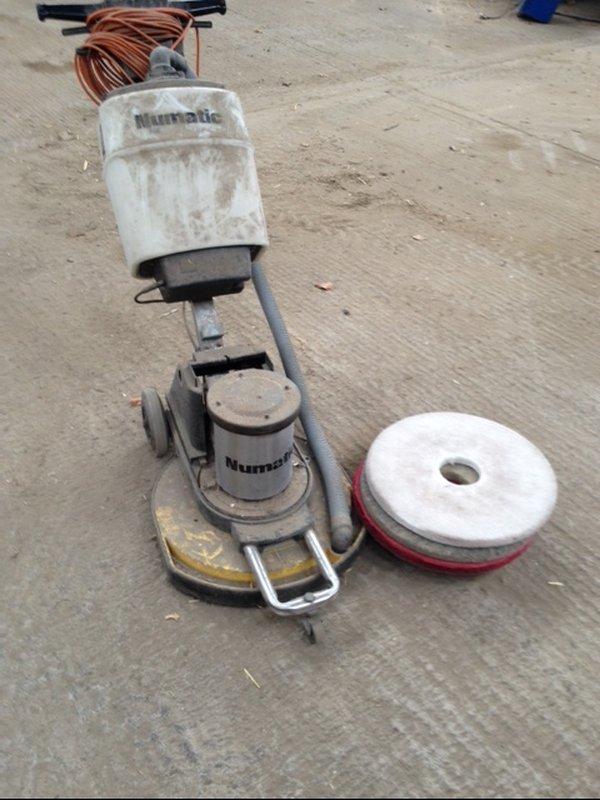 Numatic Floor Polisher