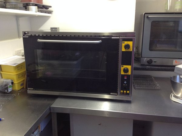 Commercial Bake Off Oven by Eka
