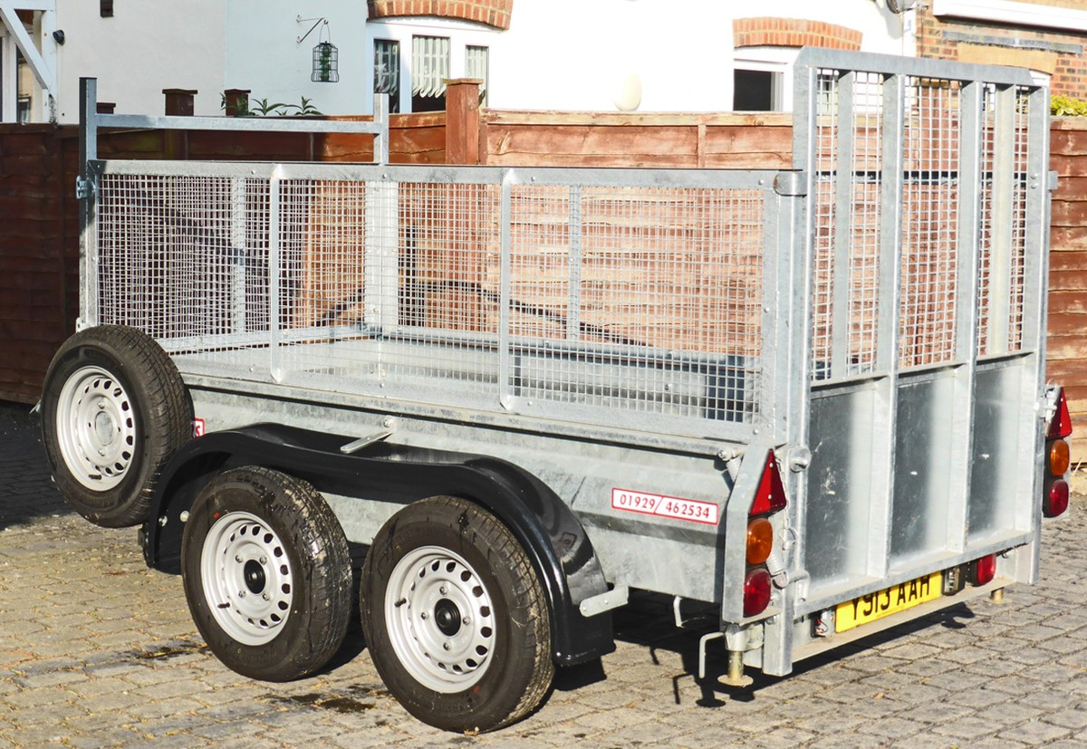wessex horse trailers for sale uk