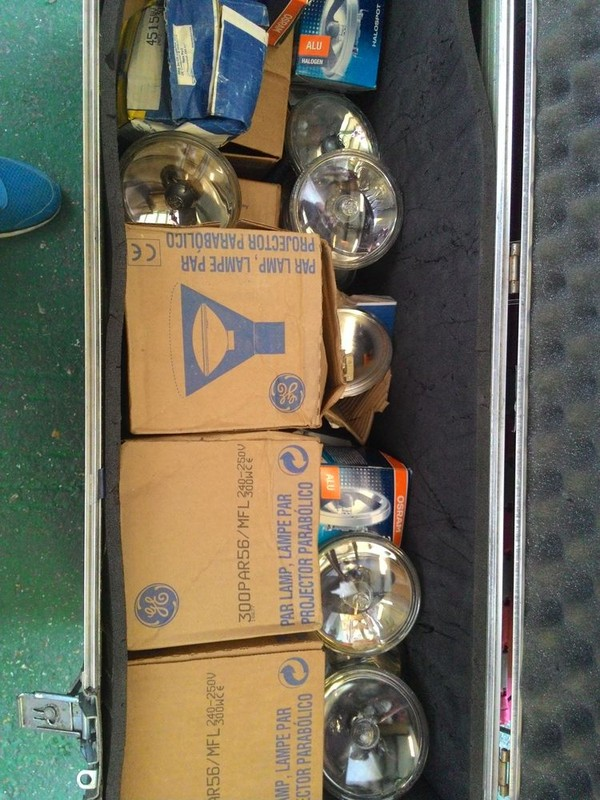 Job Lot Second Hand Marquee lighting