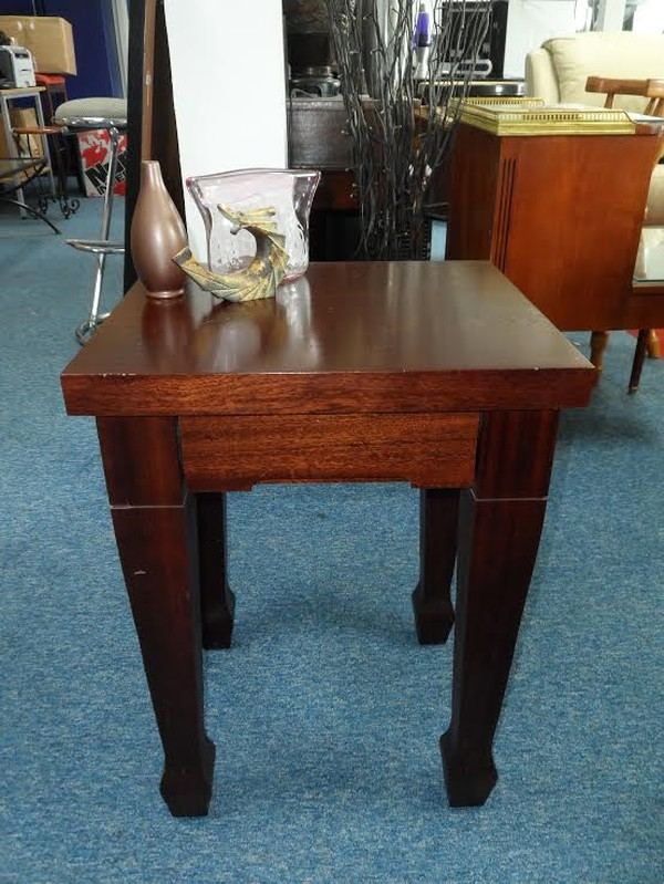 Mahogany bedroom table