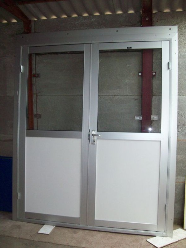 Debut Doors 1.85m Double Door Set