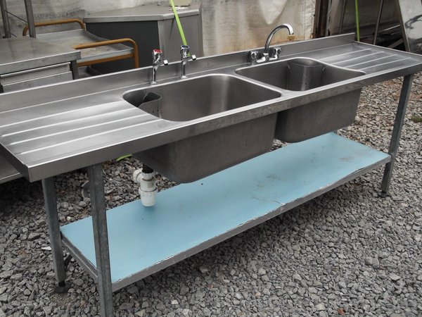Secondhand Catering Equipment Sinks and Dishwashers
