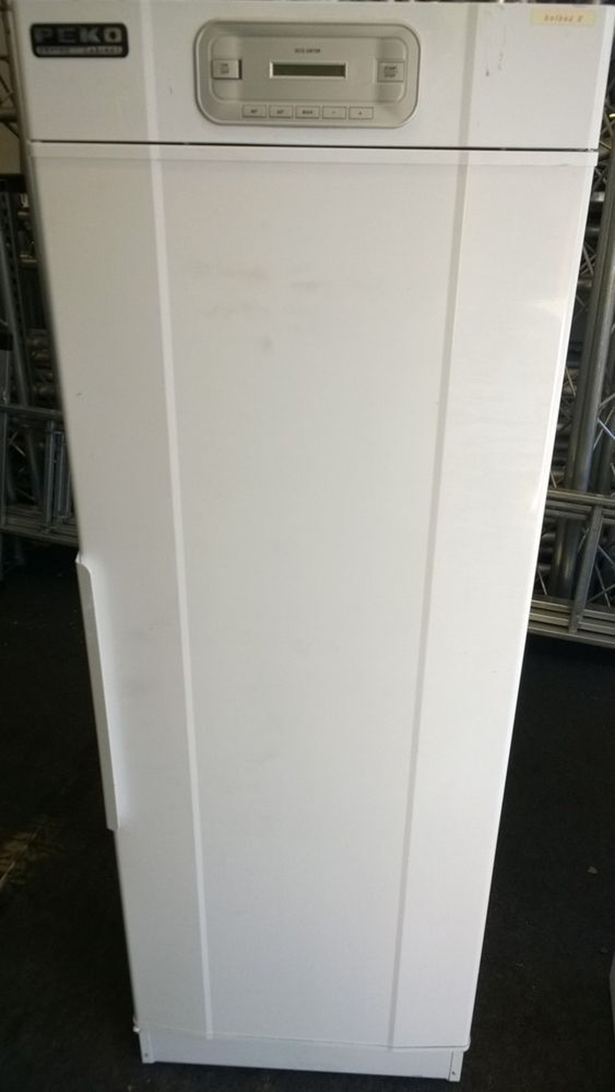 Dryer With Drying Cabinet ~ Secondhand laundry equipment electric dryers peko