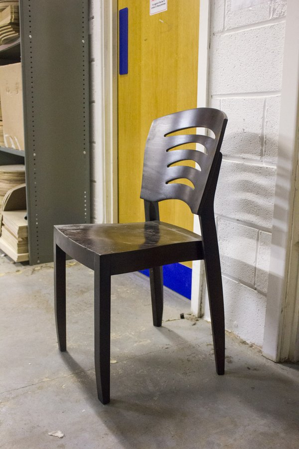 Darkwood Chairs