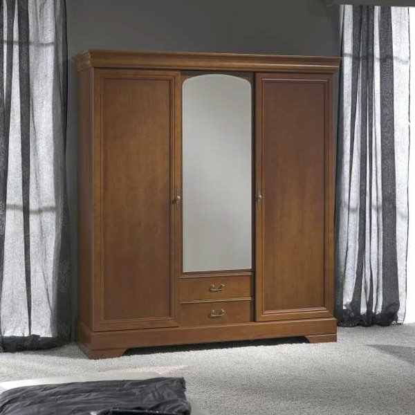 Eugenia 3 Door Wardrobe