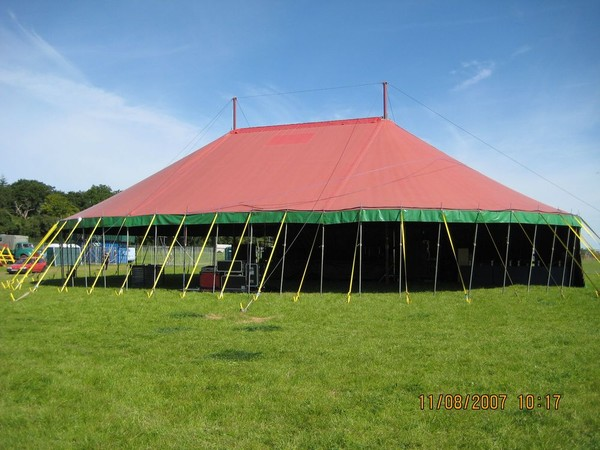 Black out Big top for sale